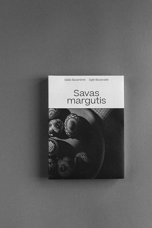 """DVI TYLOS knyga """"Savas margutis"""""""