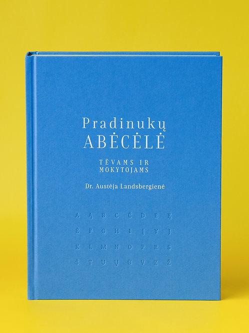 """DVI TYLOS knyga """"Pradinukų abėcėlė tėvams ir mokytojams"""""""
