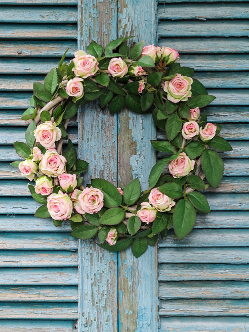INDRĖS IDĖJOS rožių dekoracija