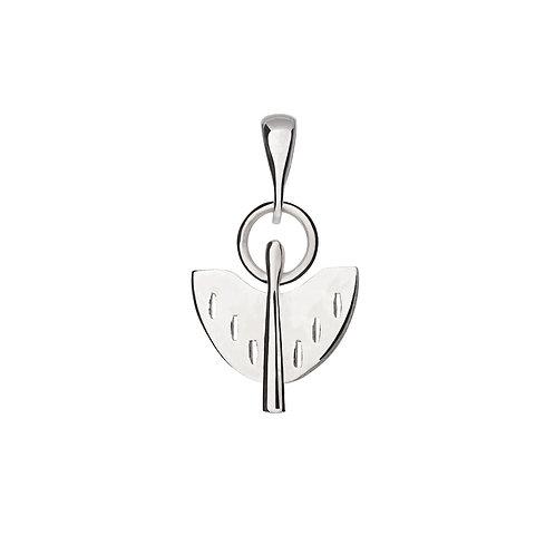 KOLJĖ sidabrinis pakabukas angelas Zadkielis