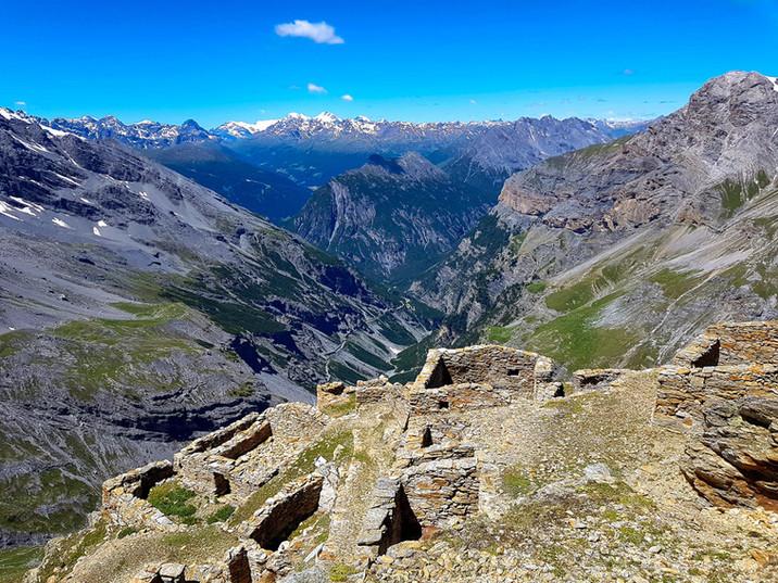Machu Picchu im Nationalpark Stelvio