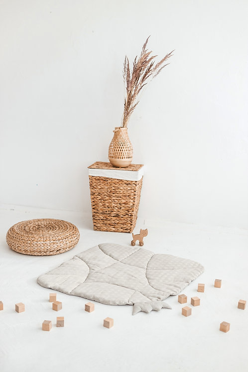 ELEDITA DESIGNS raštuotas žaidimų kilimėlis su karūna