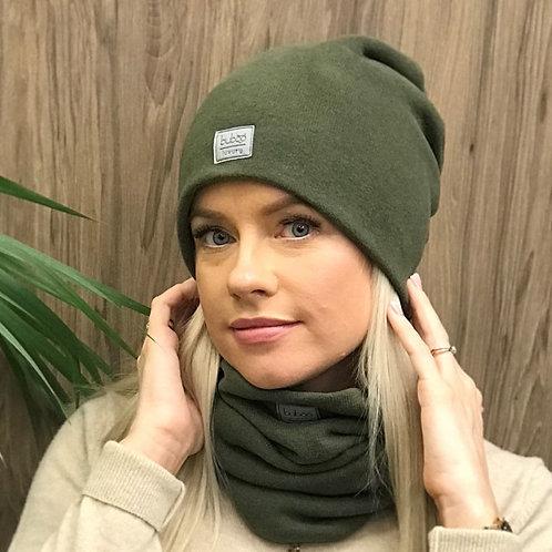 BUBOO®️ moteriška jauki kepurė rudeniui žiemai