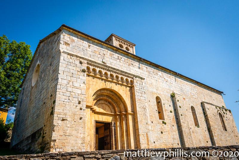 church mollo catalonia