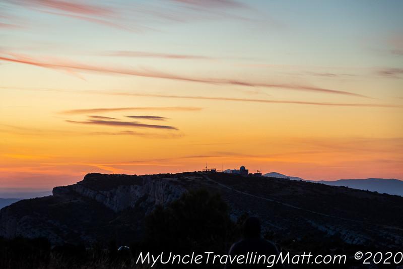 Coll d'Ares serra del montsec mountains catalunya
