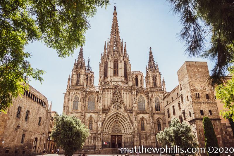 city Barcelona explore catalunya