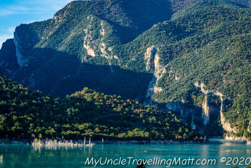 Congost de Mont-rebei mountains catalunya catalonia