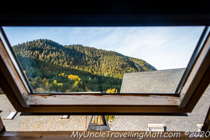 mountains arties countryside window