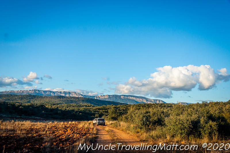 drive roadtrip mountains