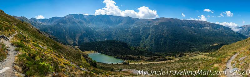 mountains pyrenees Route des Lacs france