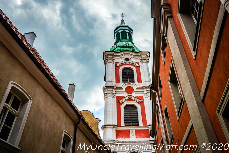old town poznan