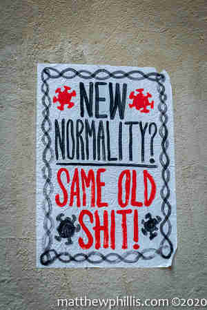 2020 covid new normality