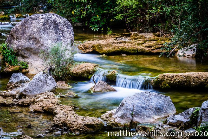 Sant Aniol aigua