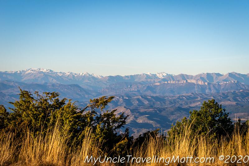 Coll d'Ares Serra del Montsec catalunya catalonia mountains