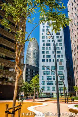Barcelona city Catalunya architecture