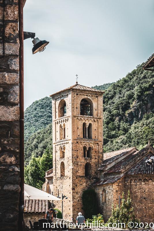 Romanesque church beget