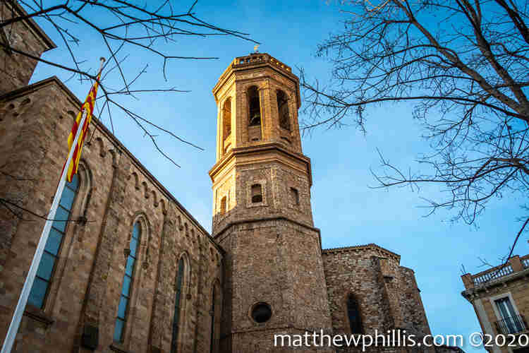 sabadell church sunday city