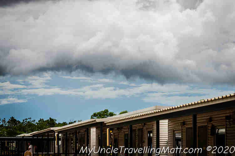 daily storms darwin topend humid