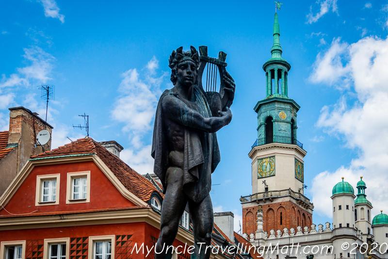 Old Market Poznan