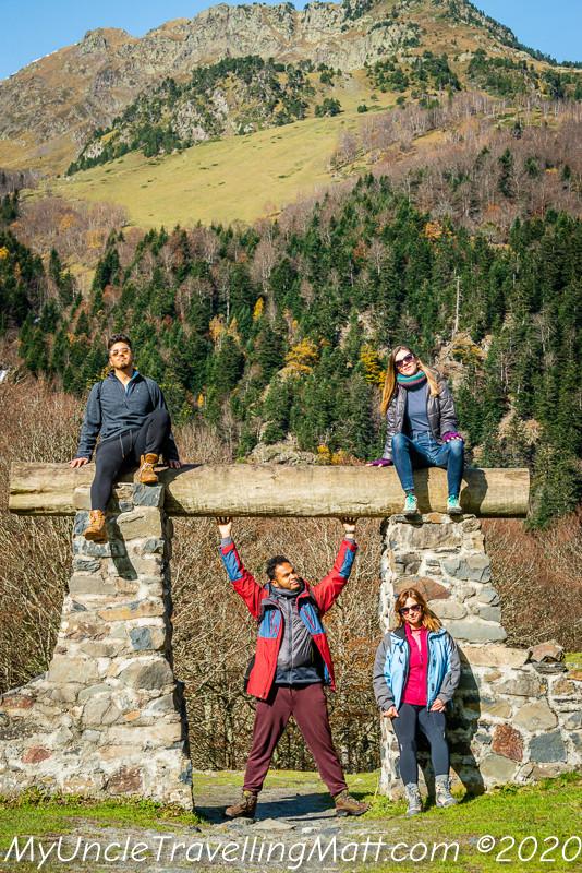 Era Artiga de Lin friends mountains national park