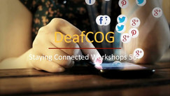 Staying Connected Workshops 50+