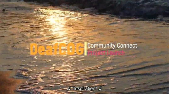 Community Connect Project Launch Summary