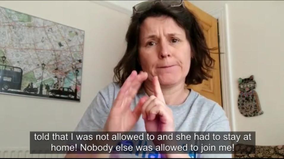 Deaf Awarenesss Week 2020