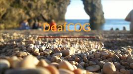 Deaf Awareness Day 2