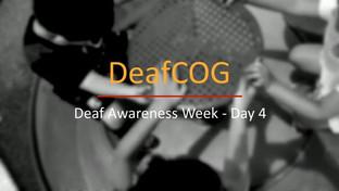 Deaf Awareness Day 4