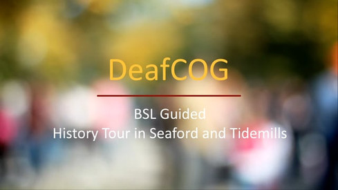History Tour of Seaford and Tidemills