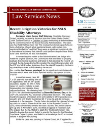 Law Services News - September 2019