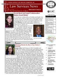 Law Services News - Holiday 2019