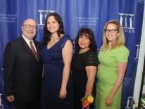 Congratulations to Susanna Laruccia, our attorney in the Veterans Rights Project!