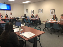 Our first Pro Bono Citizenship Clinic, held on October 30, 2018, was a great success!