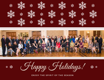 Happy Holidays from everyone at NSLS! We hope your holidays will be filled with joy and laughter thr