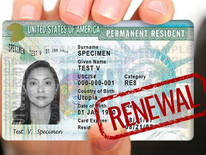 Is your green card expired or set to expire within the next six months?