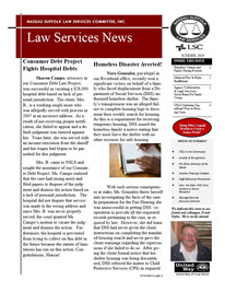 Law Services News - Summer 2019