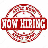 New jobs posted! Send us a cover letter with your resume!