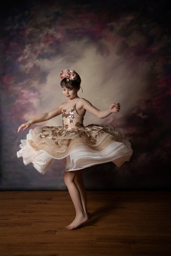 dancing girl couture
