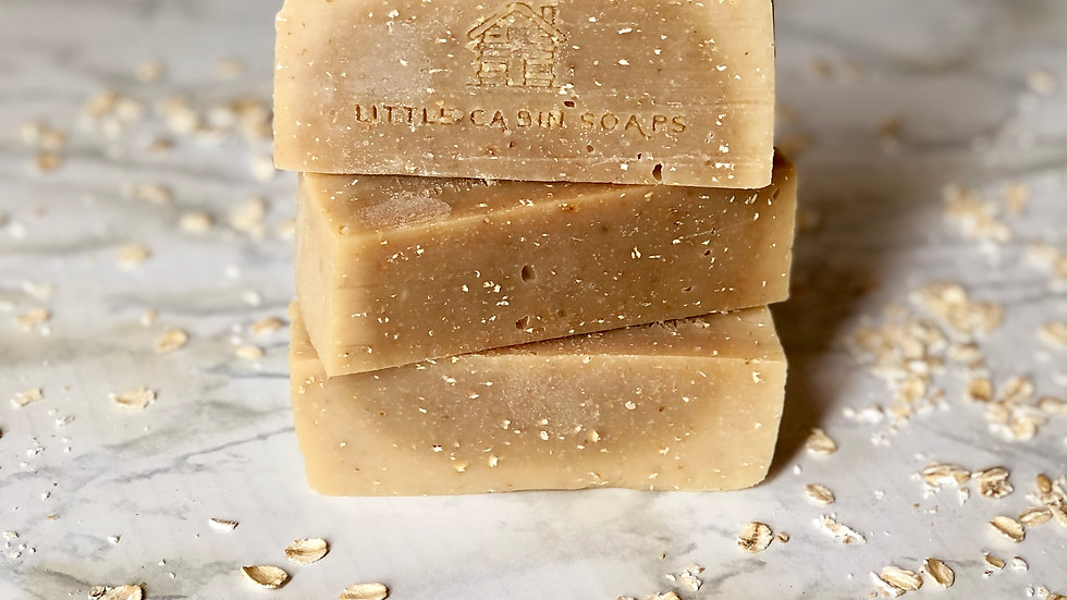 Miss Victoria's Oatmeal, Milk & Honey (unscented)