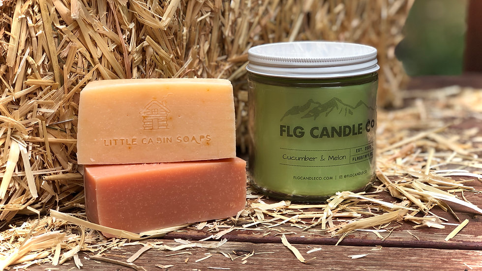 Candle & Soap Collection