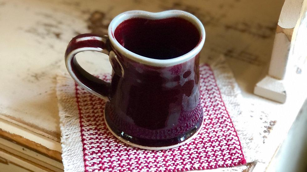 Mug & Mug Rug Set