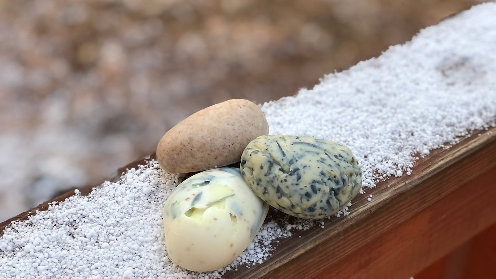 Stone Soap Collection