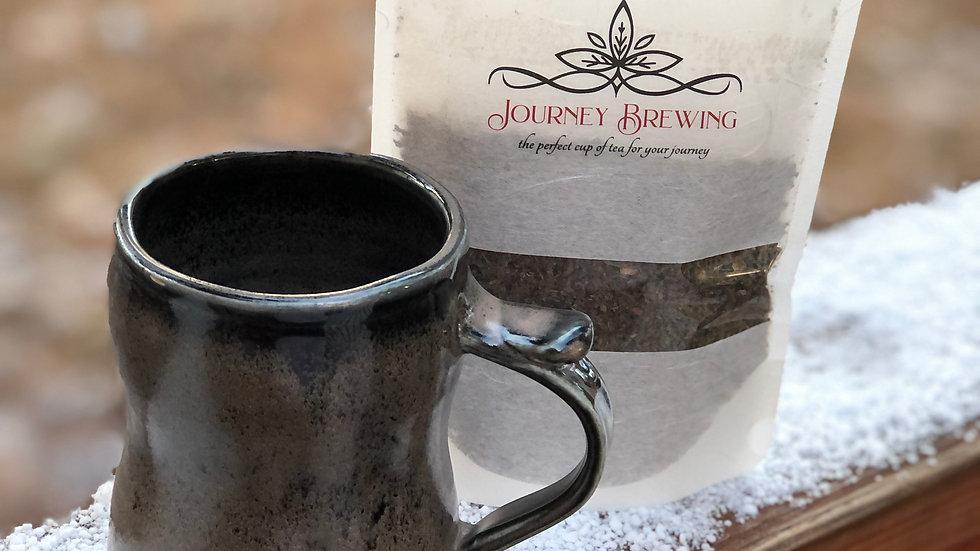 Mug & Tea Set ~ Earth Tones
