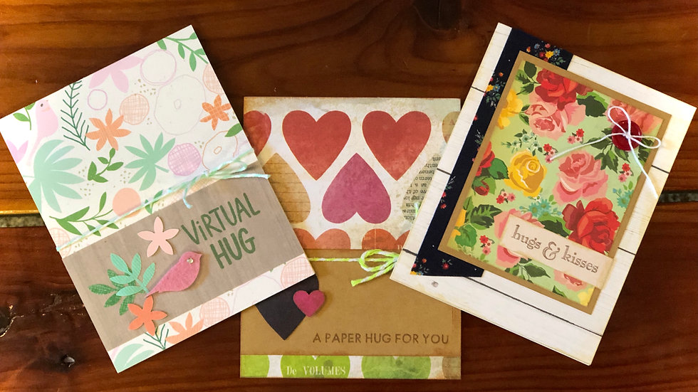 Greeting Card Bundles ~ by The Papertarian