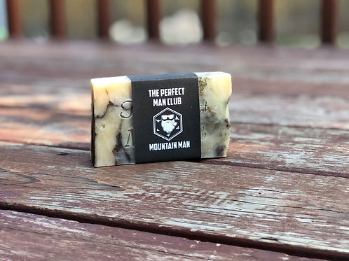 Mountain Man Soap