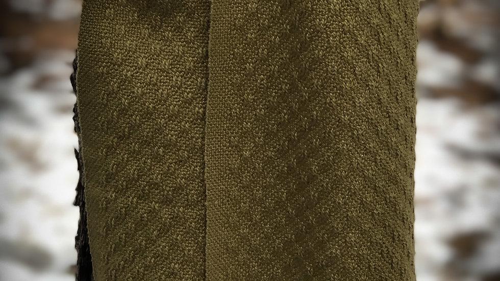 Heavy Handwoven Cotton Scarves ~ by Bewoven Studio