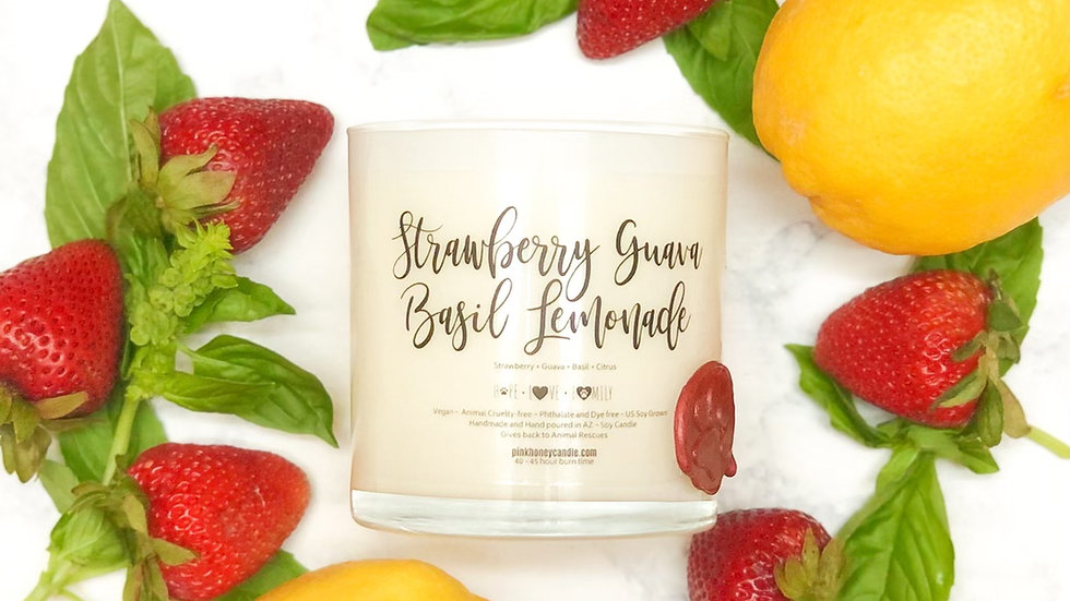 Candles ~ by Pink Honey Candle