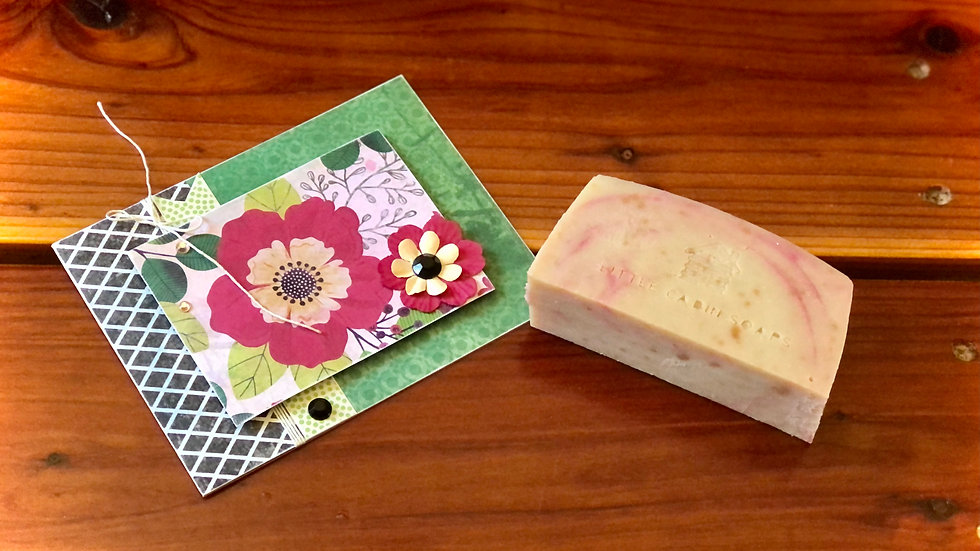 Occasion Duo ~ Soap & Card