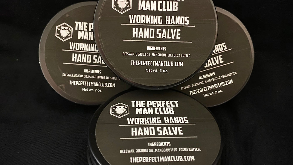 Hand Salve ~ by The Perfect Man Club